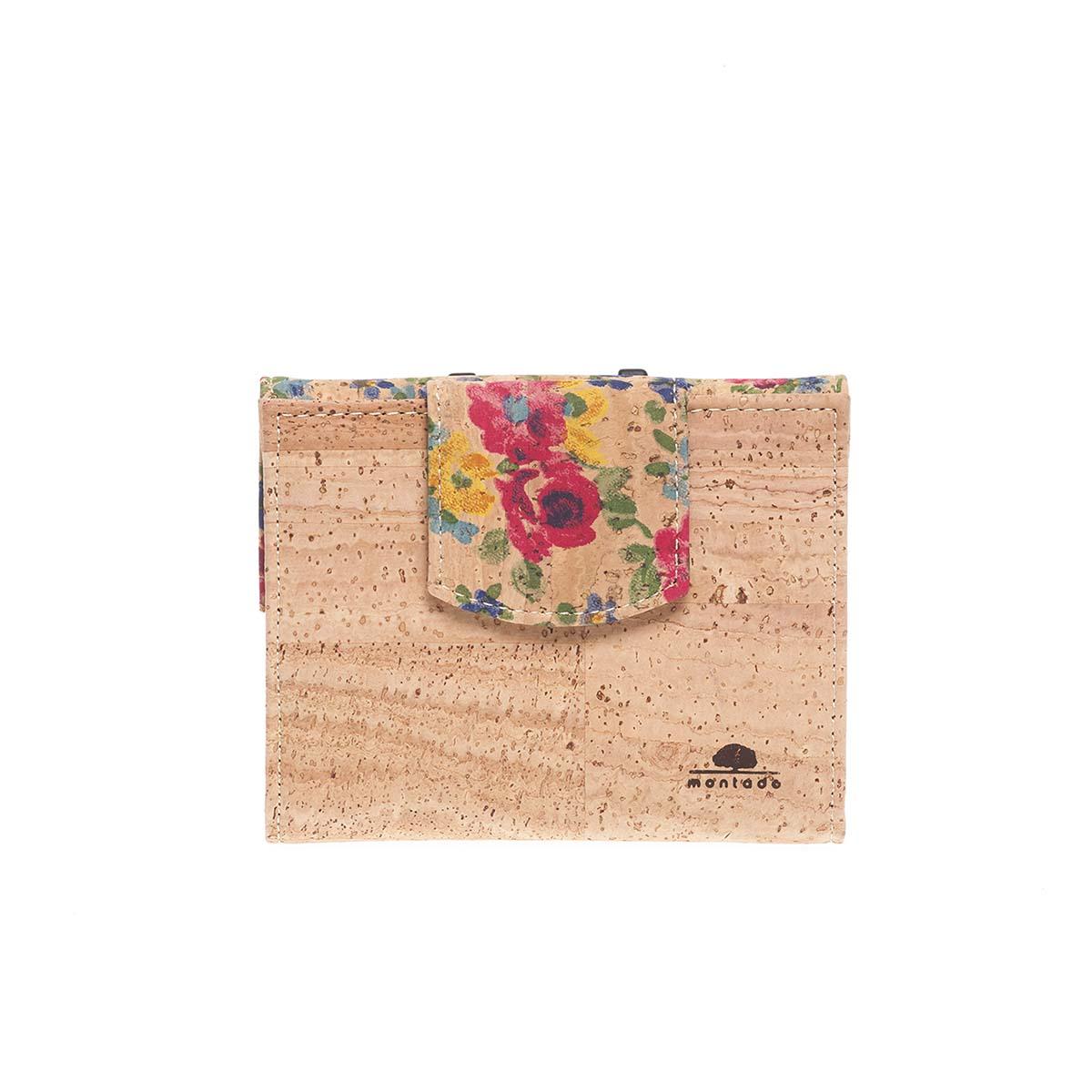 Carteira Pequena de Senhora em Cortiça | Montado