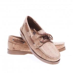 Sapato de Vela em Cortiça