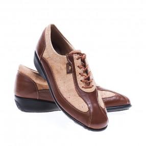 Sapato Desportivo de Senhora em Cortiça