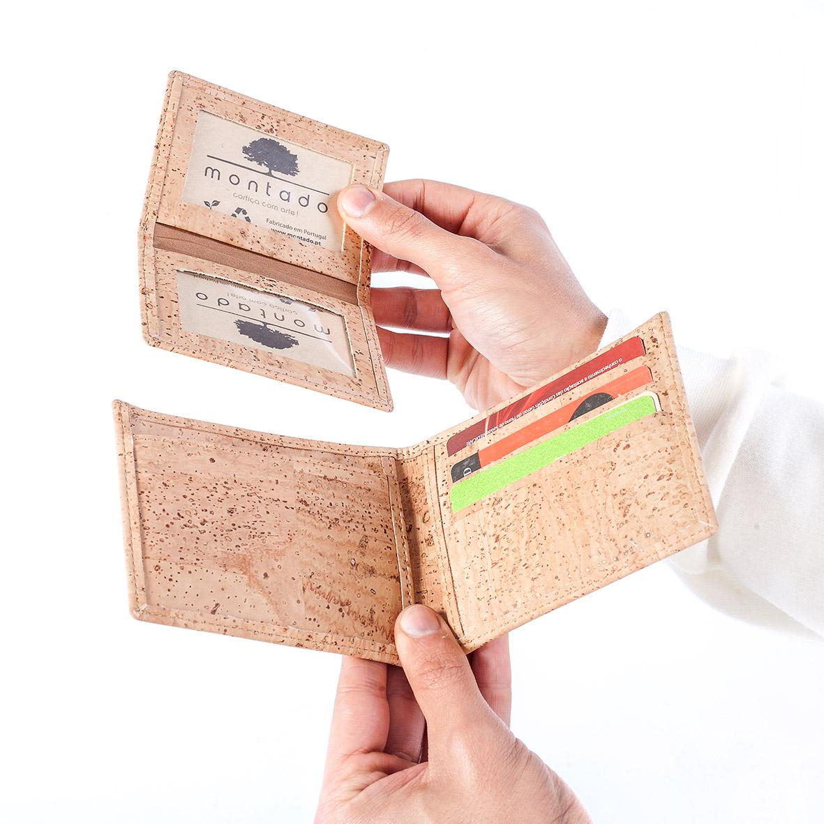 Carteira de Documentos em Cortiça | Montado