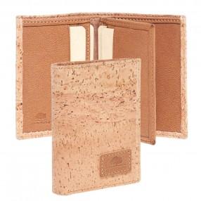 Porta Cartões em Cortiça