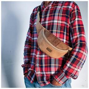 Vegan Cork Waist Bag